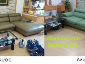 Bọc ghế sofa uy tín chất lượng tại Hà Nội