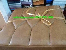 Bọc ghế sofa da tại Hoàng Quốc Việt