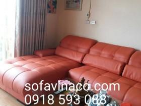 Bọc ghế sofa tại nhà quận Ba Đình – Hà Nội
