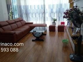 Bọc ghế sofa giả da tại Mỗ Lao – Hà Đông