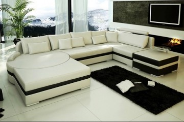 Đặt lên bàn cân những ưu, nhược điểm của Sofa da màu trắng