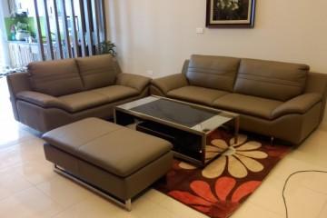 Sofa da Ý – Thời thượng, sang trọng và hiện đại