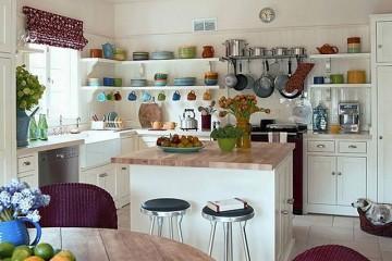 Cách thiết kế phòng bếp đẹp, tiện nghi mà bạn phải biết