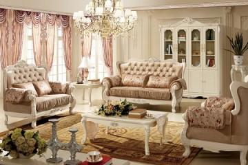 Kiểu dáng sofa cổ điển nên chọn chất liệu nào là phù hợp nhất