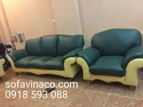 Thay vỏ bọc ghế sofa da tại Thanh Xuân