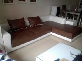 Thay vỏ ghế sofa nhà anh Nam tại khu đô thị Royal City