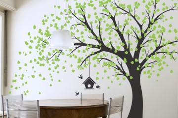 Giấy dán tường và lợi ích khi sử dụng giấy dán tường
