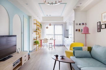 5 mẹo nhỏ khiến phòng khách trở nên mềm mại hơn