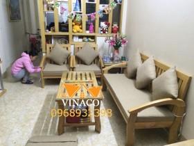 Đệm ghế cho gia đình tại quận Hai Bà Trưng, Hà Nội