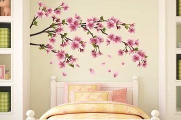 Giấy dán tường và công dụng của giấy dán tường