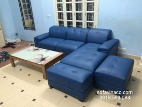 Bọc ghế sofa tại Tô Vĩnh Diện, Khương Trung, Thanh Xuân, Hà Nội