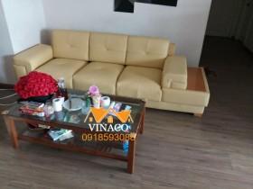 Bọc ghế sofa da bị rách tại Cửa Đông quận Hoàn Kiếm