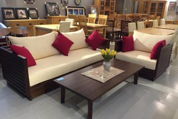 Sự tiện lợi dịch vụ bọc ghế sofa tại nhà