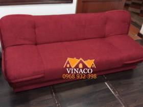 Bọc ghế sofa giường tại Nhật Nguyệt Lầu số 4 Dương Đình Nghệ, Yên Hòa