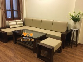 Đệm ghế bằng da đẹp mà lại cực dễ dàng vệ sinh tại Nguyễn Công Trứ