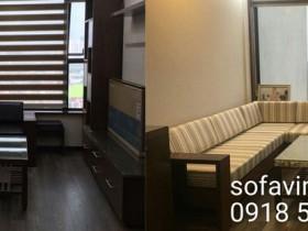 Dịch vụ may vỏ đệm ghế gỗ tại Hà Nội tiết kiệm chi phí