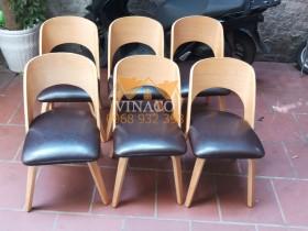 Bọc lại bộ ghế ăn bị rách tại Âu Cơ