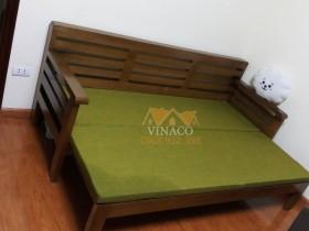 Đệm ghế sofa giường gỗ tại Hà Nội