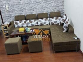 Thay đệm và đổi vỏ ghế sofa tại Vimeco Nguyễn Chánh Trung Hòa