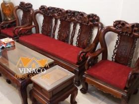Đệm ghế gỗ tại Nghệ An giá rẻ chất lượng cao
