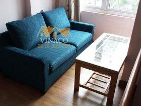 Bọc lại bộ ghế sofa rách tại phố Ông Ích Khiêm, Ba Đình