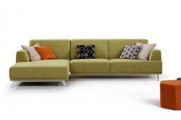 Bọc ghế Sofa da và bọc ghế sofa vải