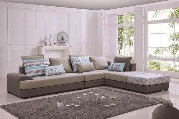 Bọc ghế sofa vải vừa đẹp vừa bền bỉ
