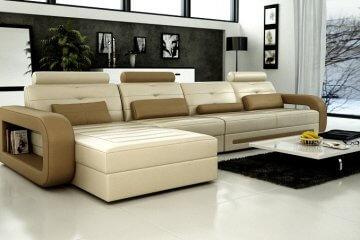 """Bọc da ghế sofa – """"hô biến"""" cho nội thất sang trọng và đẳng cấp"""