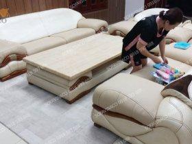 Bọc đệm ngồi ghế sofa da tại Mộ Lao Hà Đông