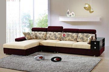 Bọc ghế sofa chất liệu nỉ tại Vinaco mang đến điều gì cho khách hàng