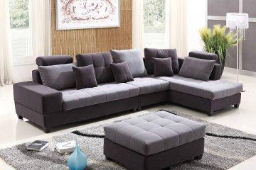 Tác dụng vượt trội khi bọc ghế sofa chất liệu nỉ