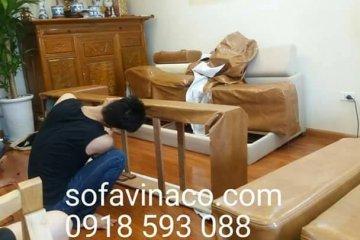 Làm Thế Nào Để Bọc Lại Ghế Sofa Với Chi Phí Thấp Nhất ???