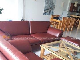 Thay vỏ da ghế sofa để hợp phong thủy