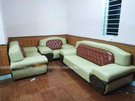 Bọc lại ghế sofa da tại thành phố Vĩnh Yên, Vĩnh Phúc