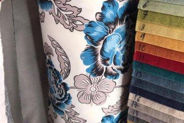 Tổng hợp một số mẫu vải hoa làm gối mới nhất hiện nay của Vinaco