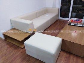 Công trình bọc ghế sofa tại chung cư Golden Palace Mễ Trì