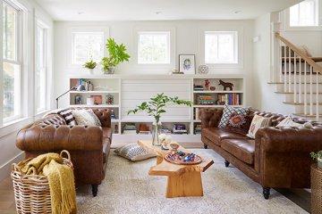 Chọn màu sắc nào cho bộ ghế sofa hiện đại, sang trọng