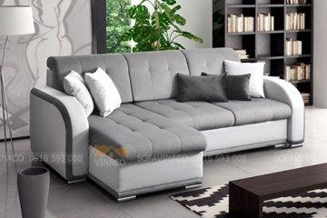 Sofa giường sự kết hợp giữa vẻ đẹp sang trọng, tiện nghi và hiện đại