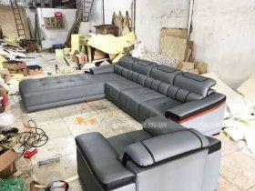 Đóng ghế sofa đẹp tại xưởng chuẩn theo hình ảnh tại Vinaco