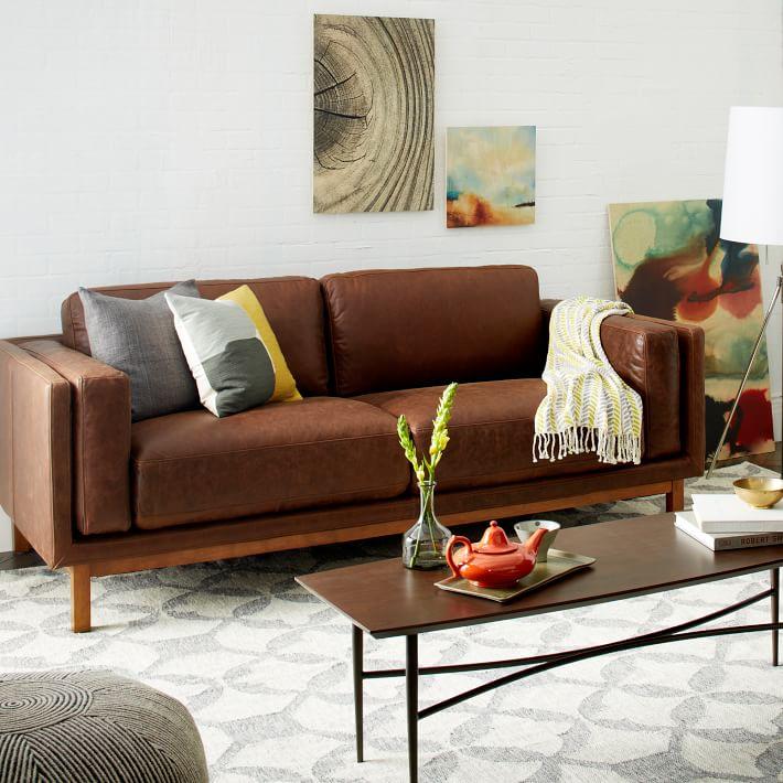 5 Kinh nghiệm cần biết khi đóng ghế sofa da phòng khách