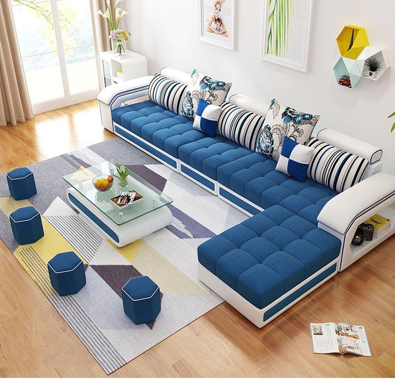 Sofa nỉ và những đặc điểm nổi bật thu hút được khách hàng