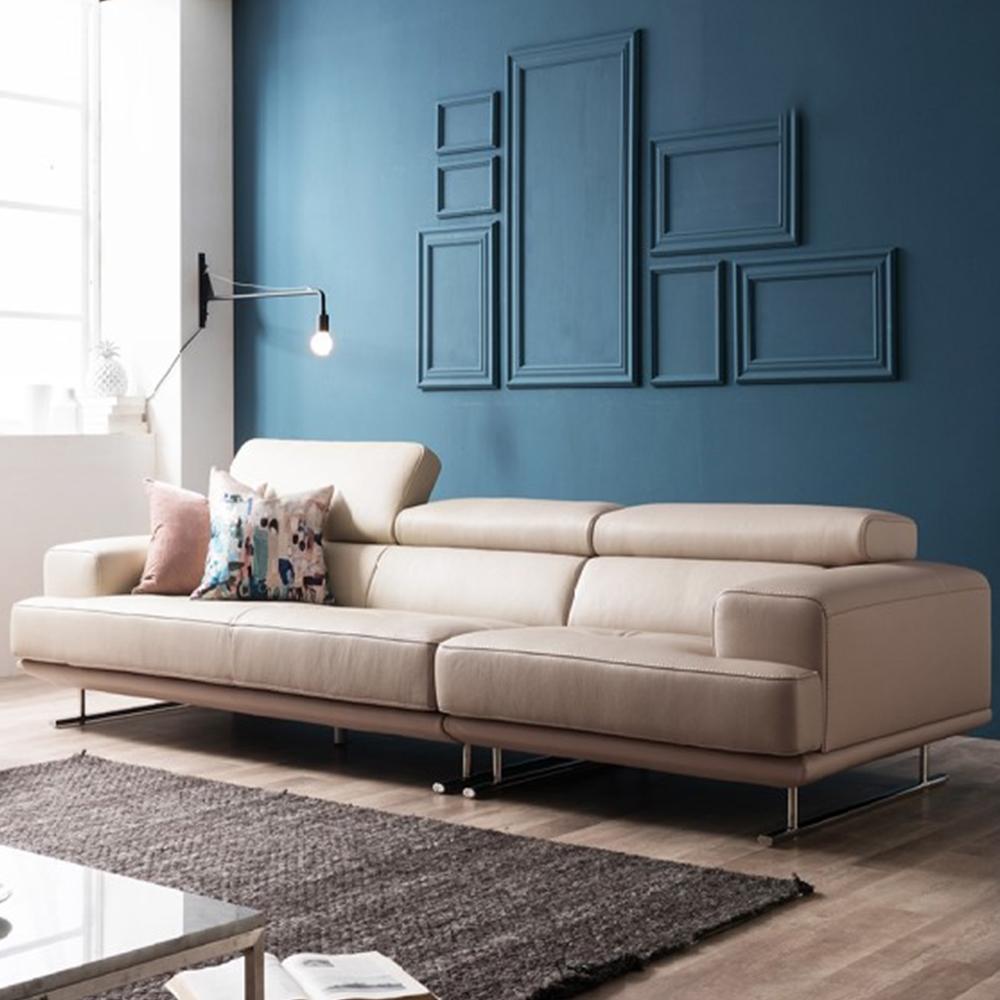 3 lý do bạn nên lựa chọn ghế sofa da thật cho phòng khách
