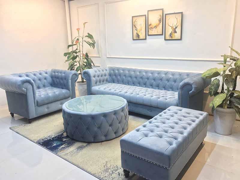 Bao lâu nên bọc lại sofa da?
