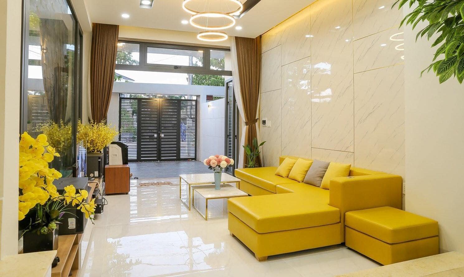 Bật mí cách trang trí phòng hiện đại cho từng cấu trúc nhà