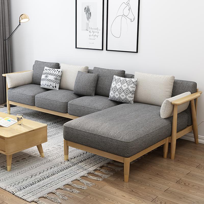 Biến ghế gỗ thành chiếc sofa gỗ thoải mái sang trọng