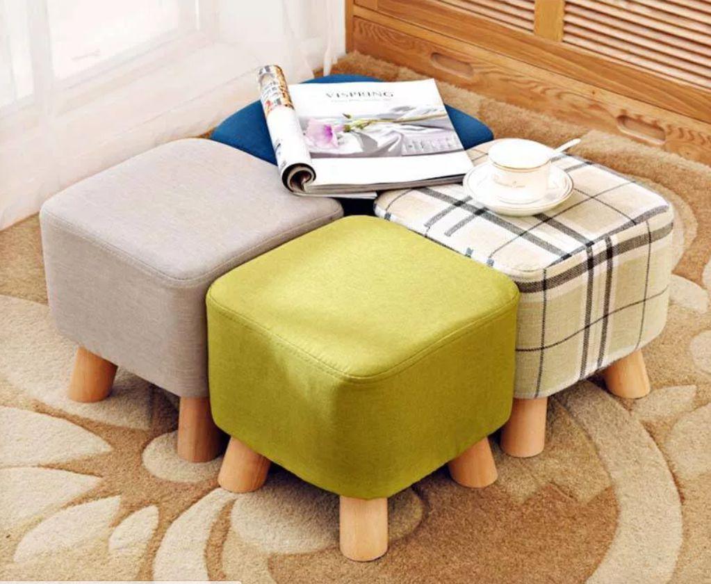 Biến tấu không gian phòng khách mới lạ cùng ghế sofa đôn