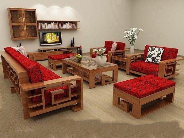 bọc đệm ghế gỗ mang lại những ưu điểm nào?