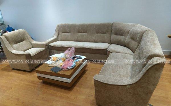 Bọc ghế sofa chuyên nghiệp, giá rẻ ở Hà Nội
