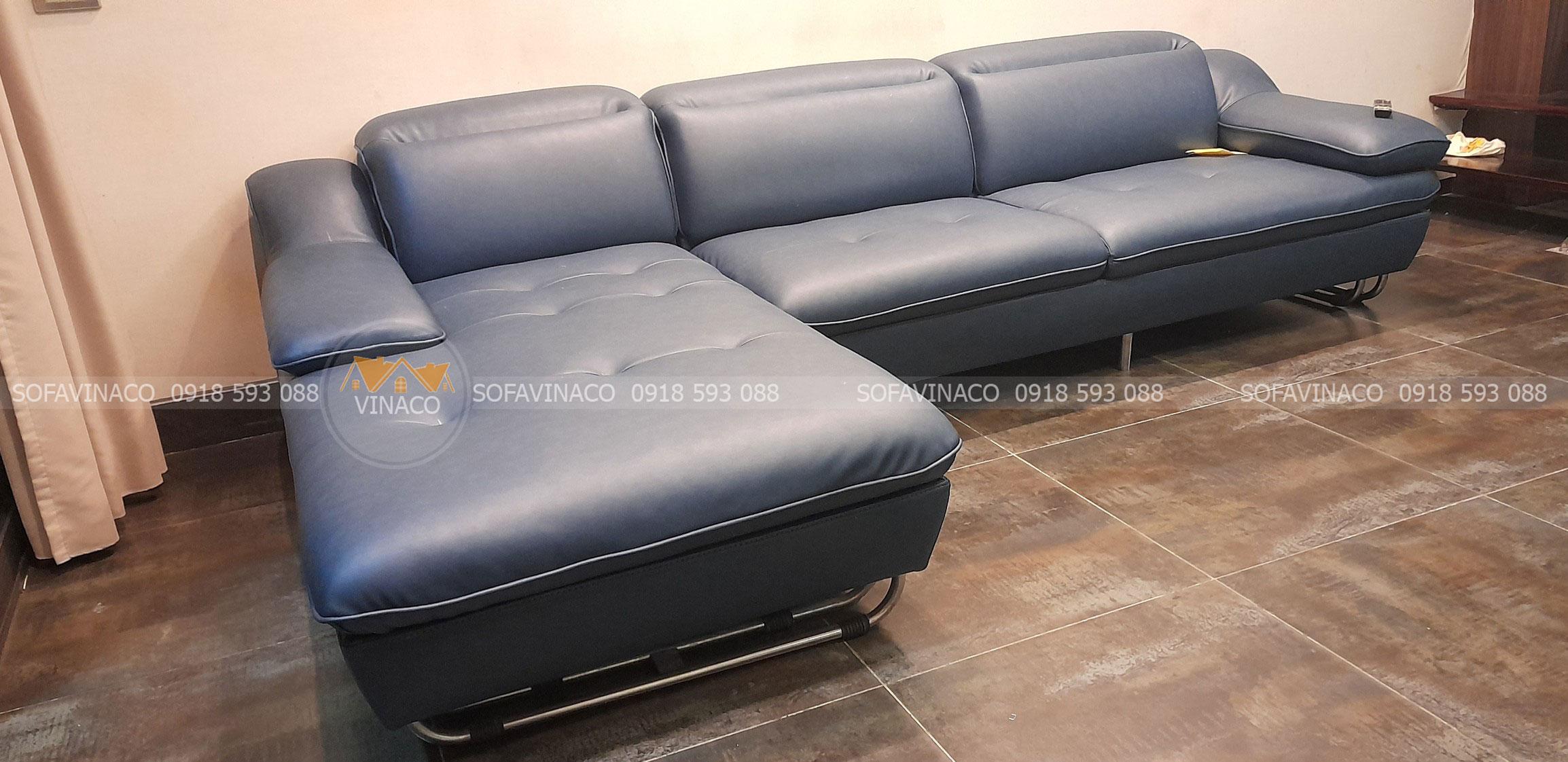 Bọc ghế sofa da simili loại tốt tại Thanh Xuân, Hà Nội