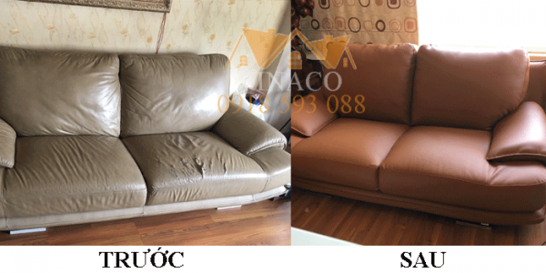Bọc ghế sofa da tại Ba Đình Hà Nội